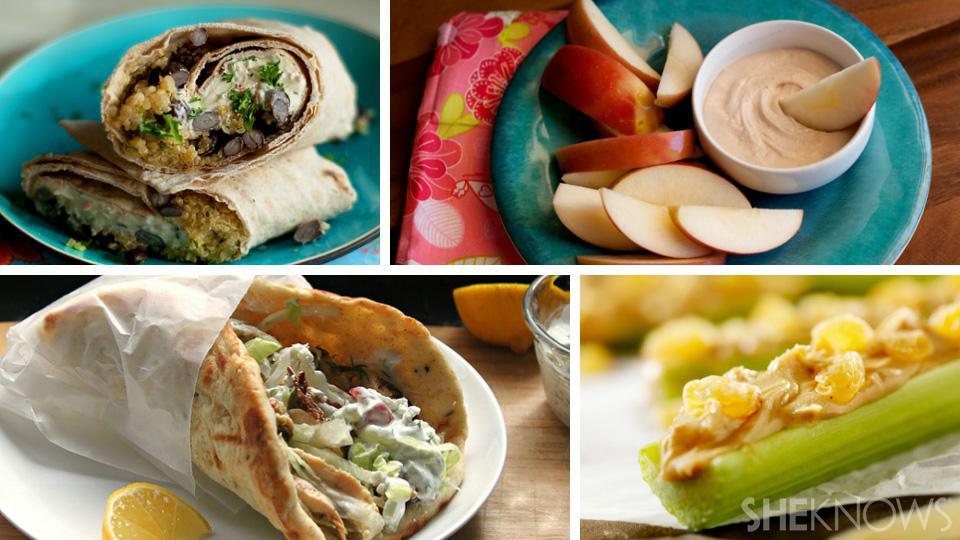 School lunch ideas kids actually like
