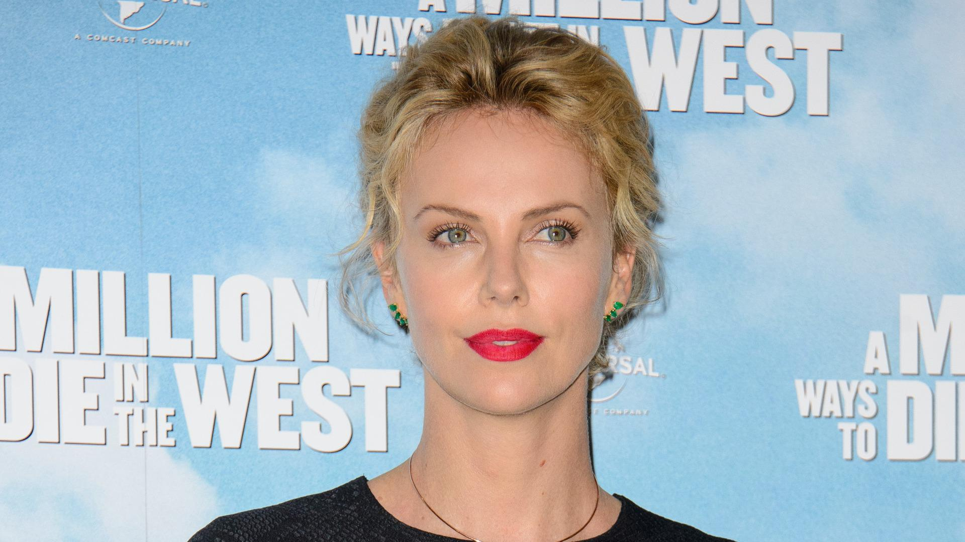 Charlize Theron wants Tia Mowry out of her SoulCycle class