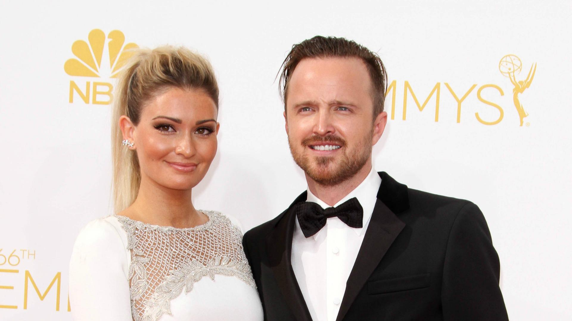 Aaron Paul's Emmys speech crashes Kind Campaign website