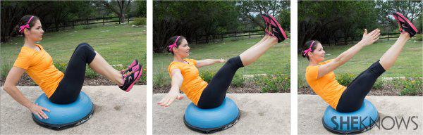 5 Easy exercises to improve your balance