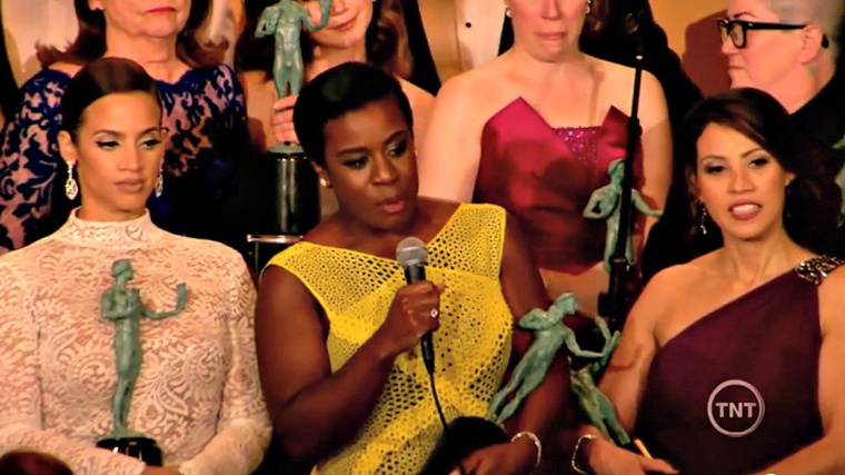 An open letter to the Oscars: SAG Awards could teach you a thing about diversity