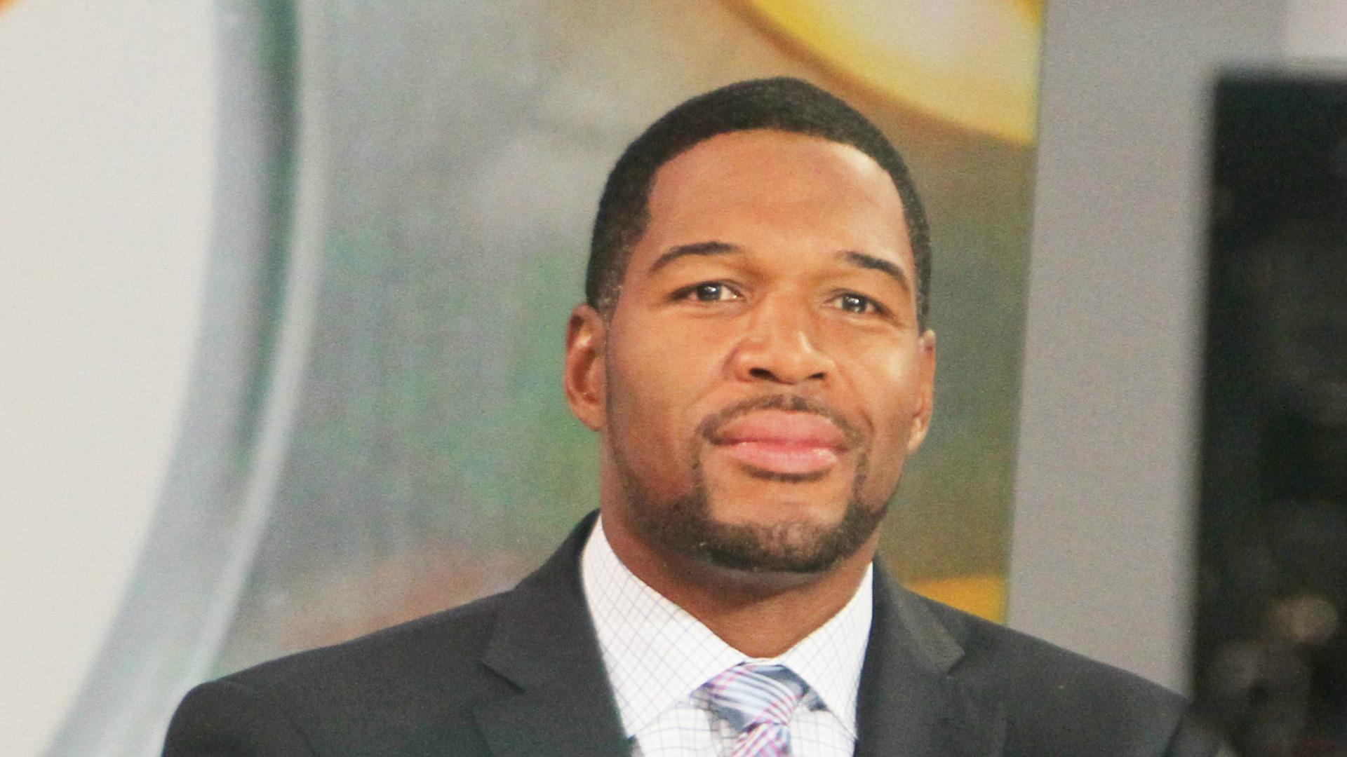 Michael Strahan reportedly strayed before breakup