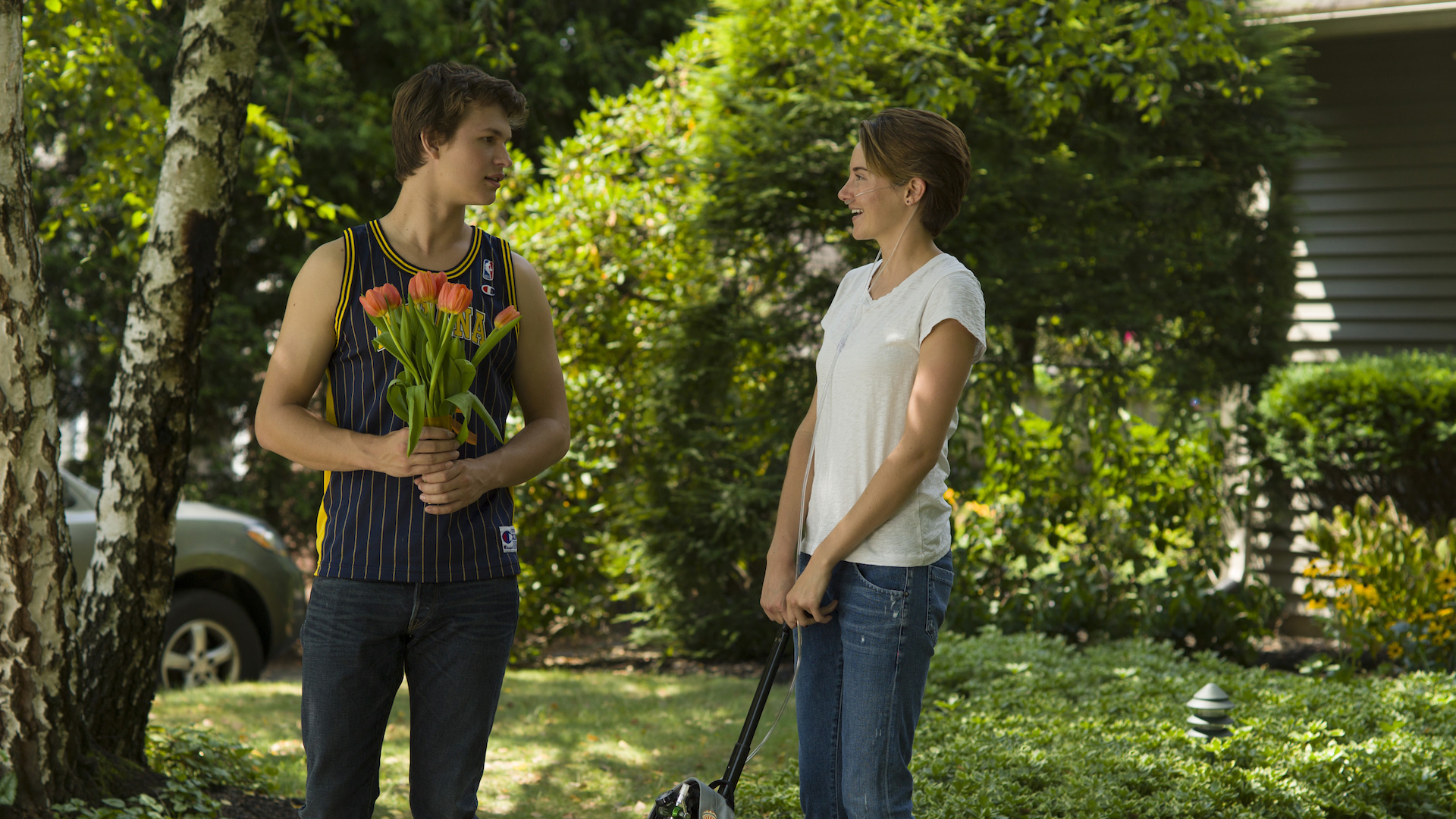 <em>The Fault in Our Stars</em> book vs. movie: 7 Tweaks