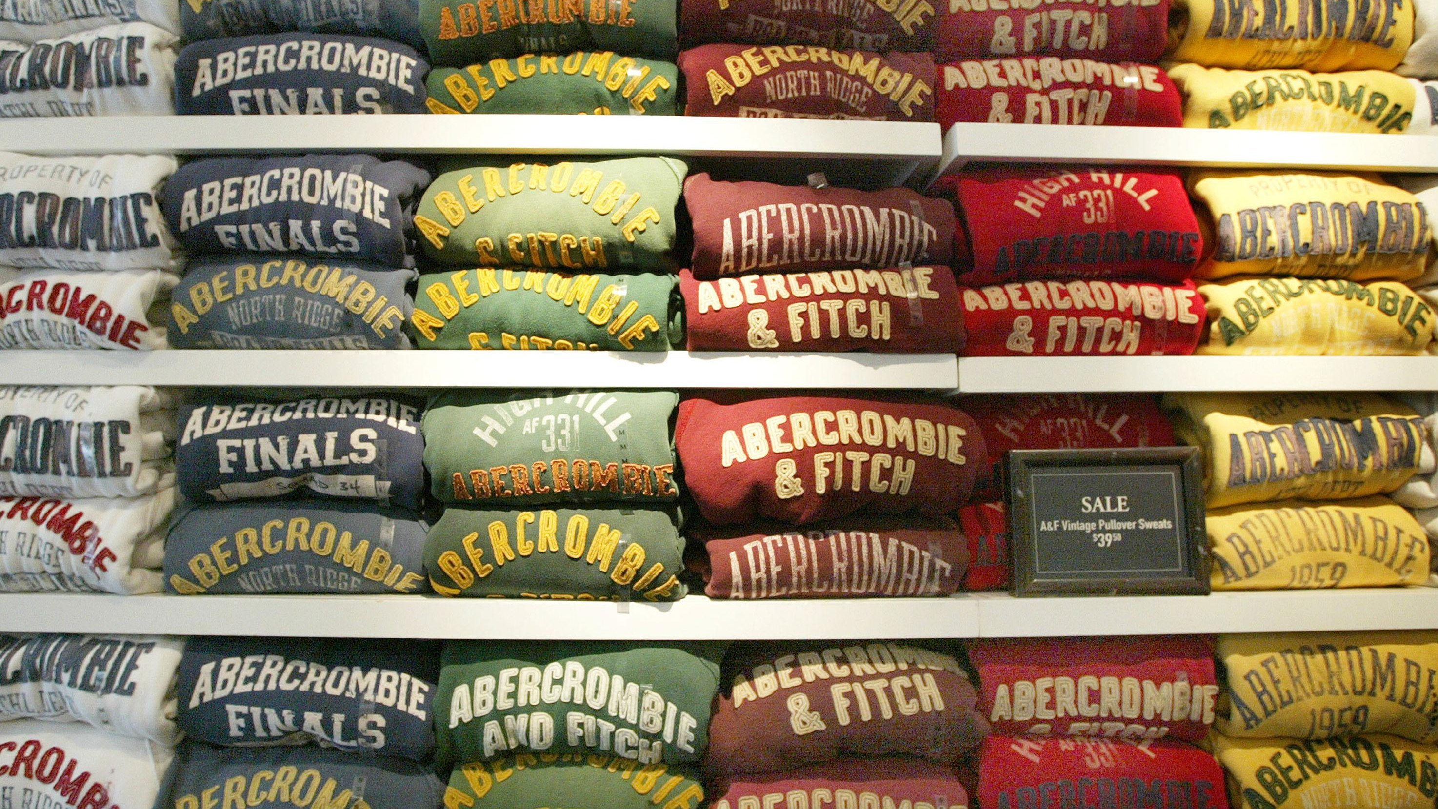 Sorry, Abercrombie and Fitch just isn't cool anymore