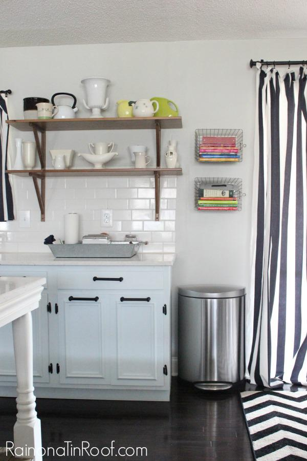 Make the most of your counter space with these kitchen hacks