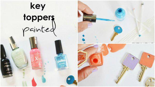 This DIY trick will put an end to key fumbles ... forever