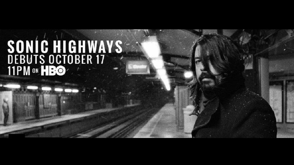Foo Fighters, Dave Grohl unleash <em>Sonic Highways</em> release date