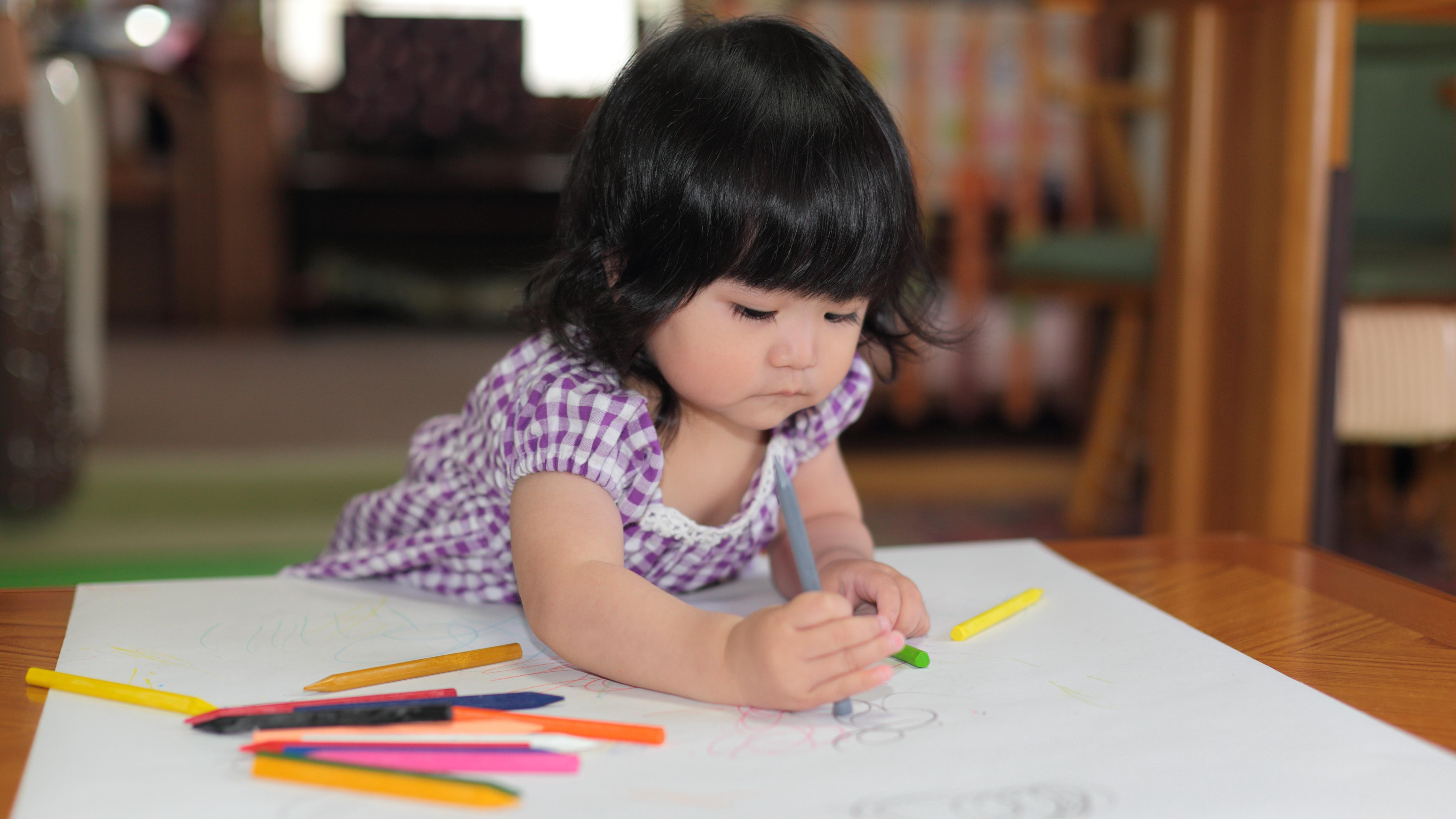 Your 3-year-old: Development, behavior and parenting tips
