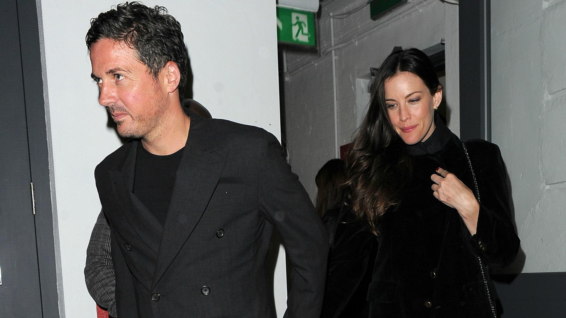 Liv Tyler's dating David Beckham's BFF Dave Gardner