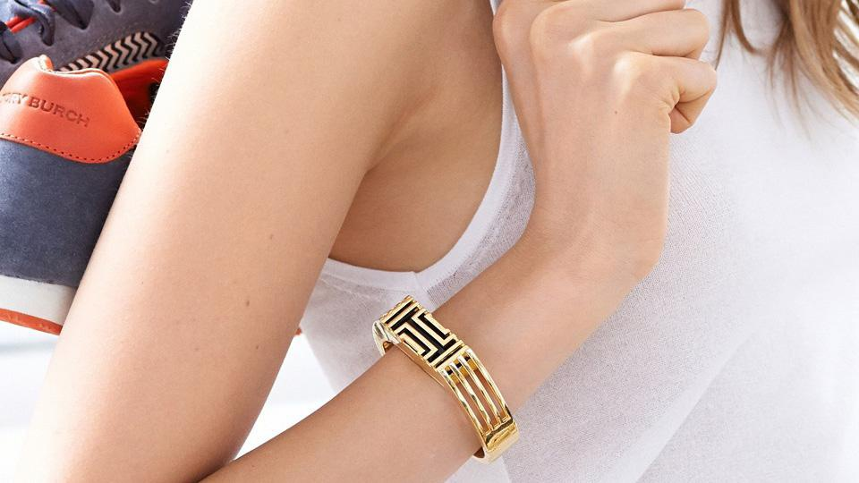 Tory Burch for Fitbit and other pretty fitness trackers to oogle over
