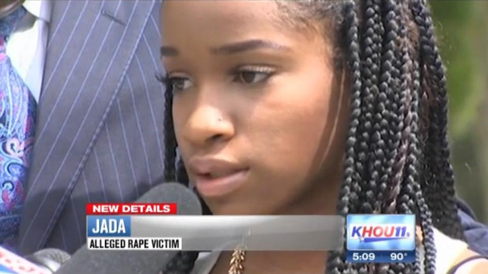 Teen fights back after her rape goes viral