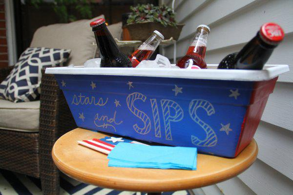 Last-minute Fourth of July DIYs
