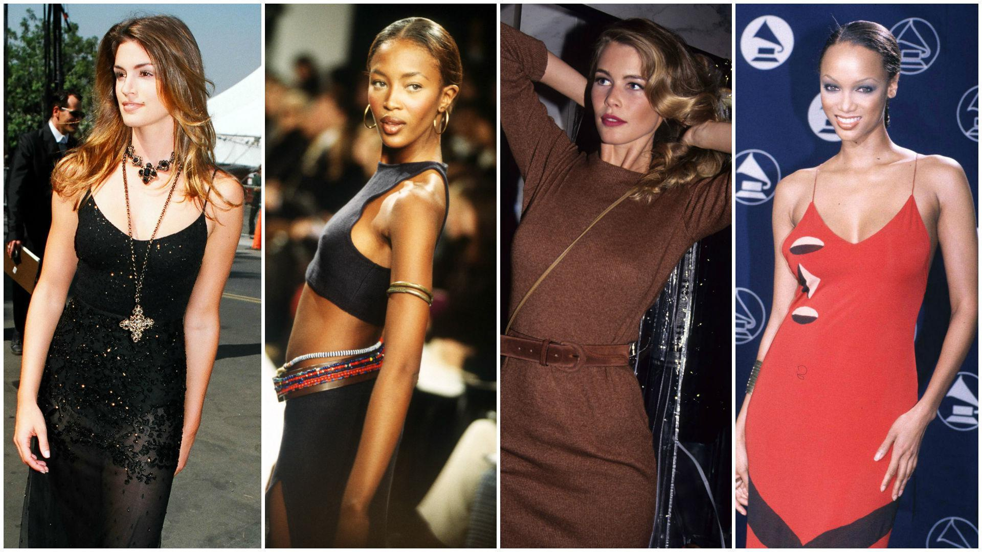 Dear '90s, we want our curvy models back!