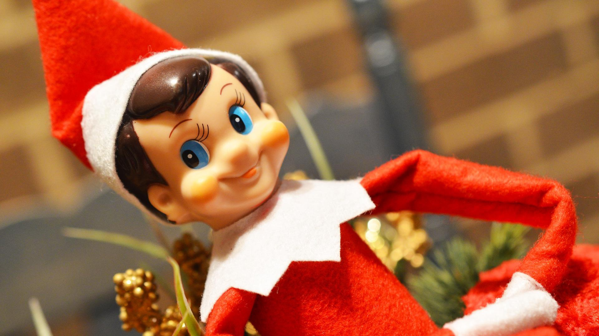Ideas for your own Elf on the Shelf