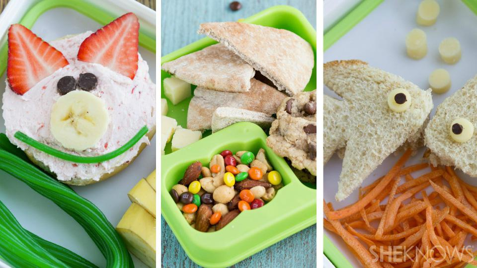 Back-to-school lunch ideas: Too-cute bento box meals