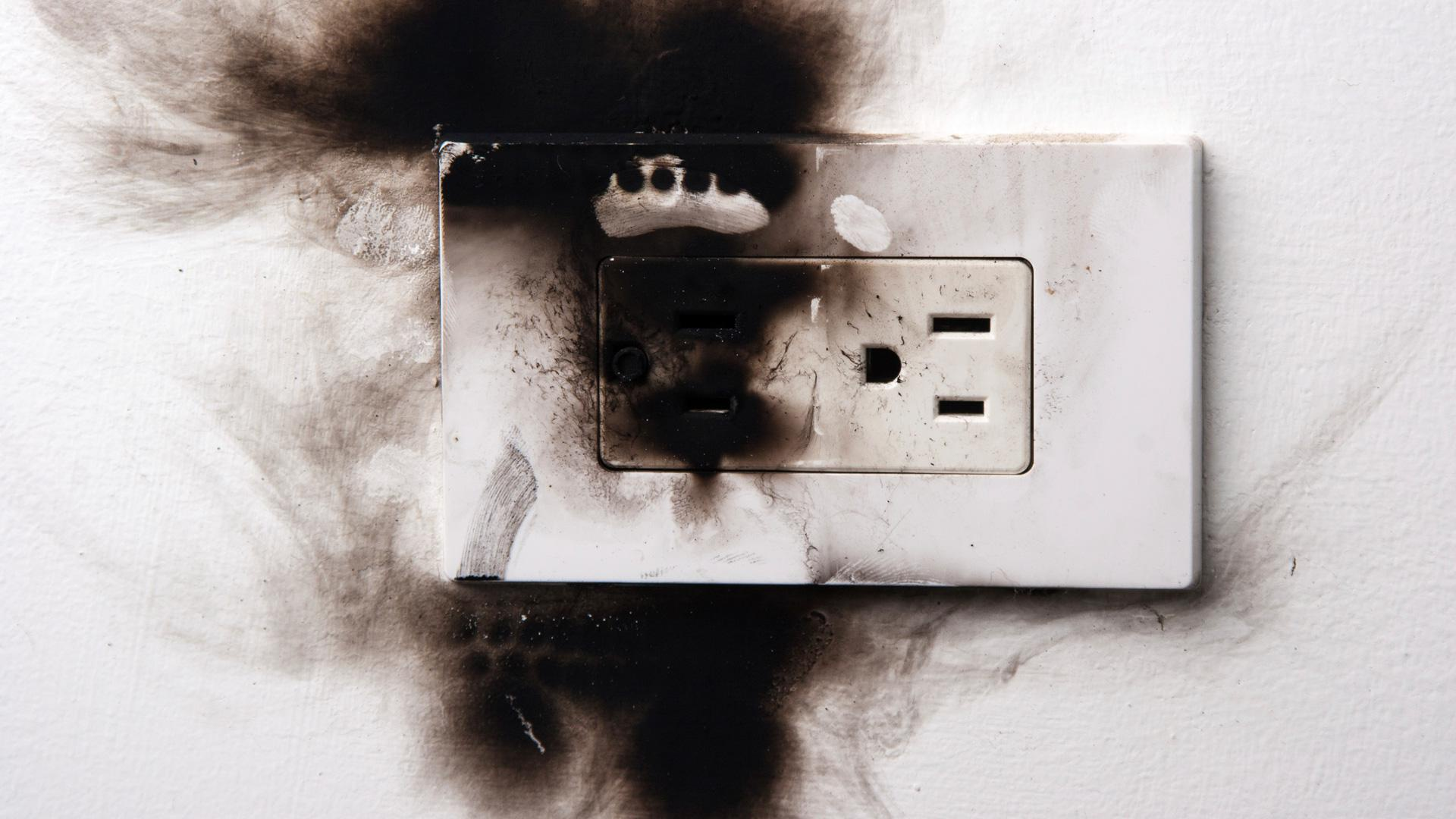 Could your electrical outlet set your home on fire?