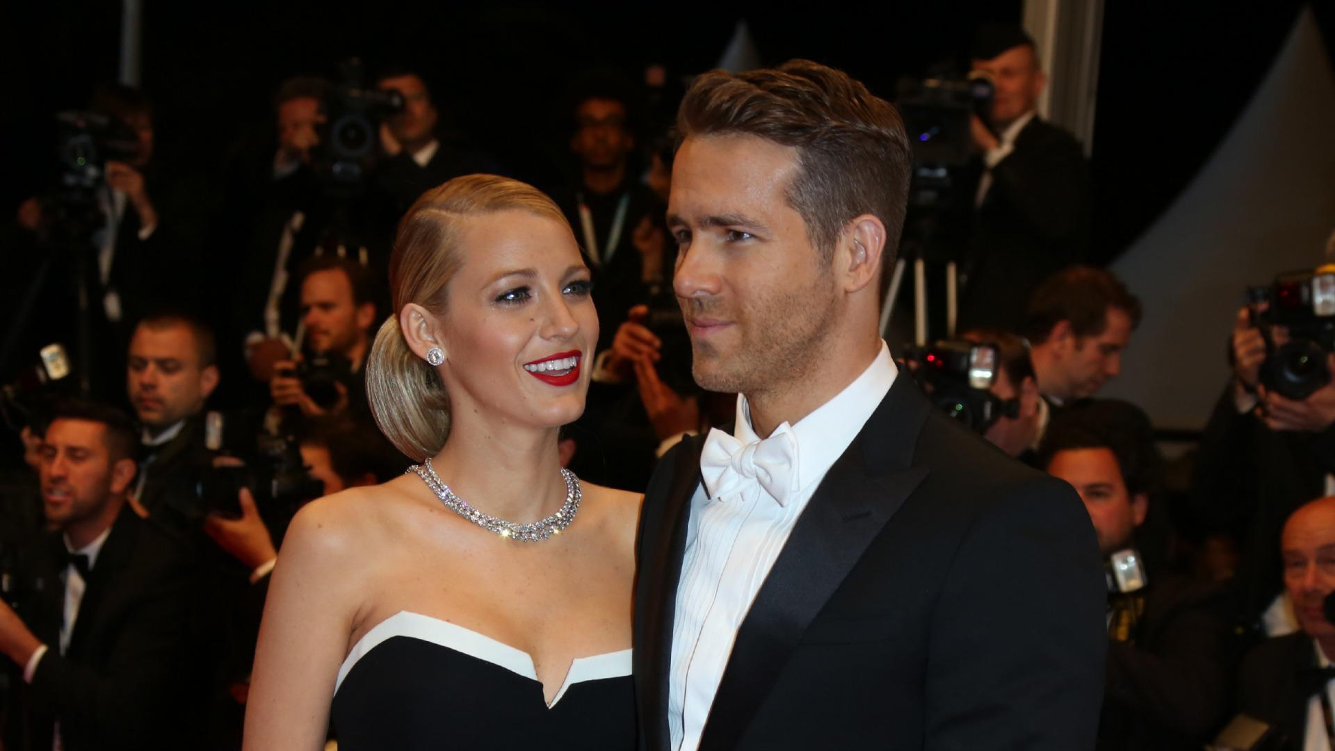 Blake Lively wants a whole litter of kids with Ryan Reynolds