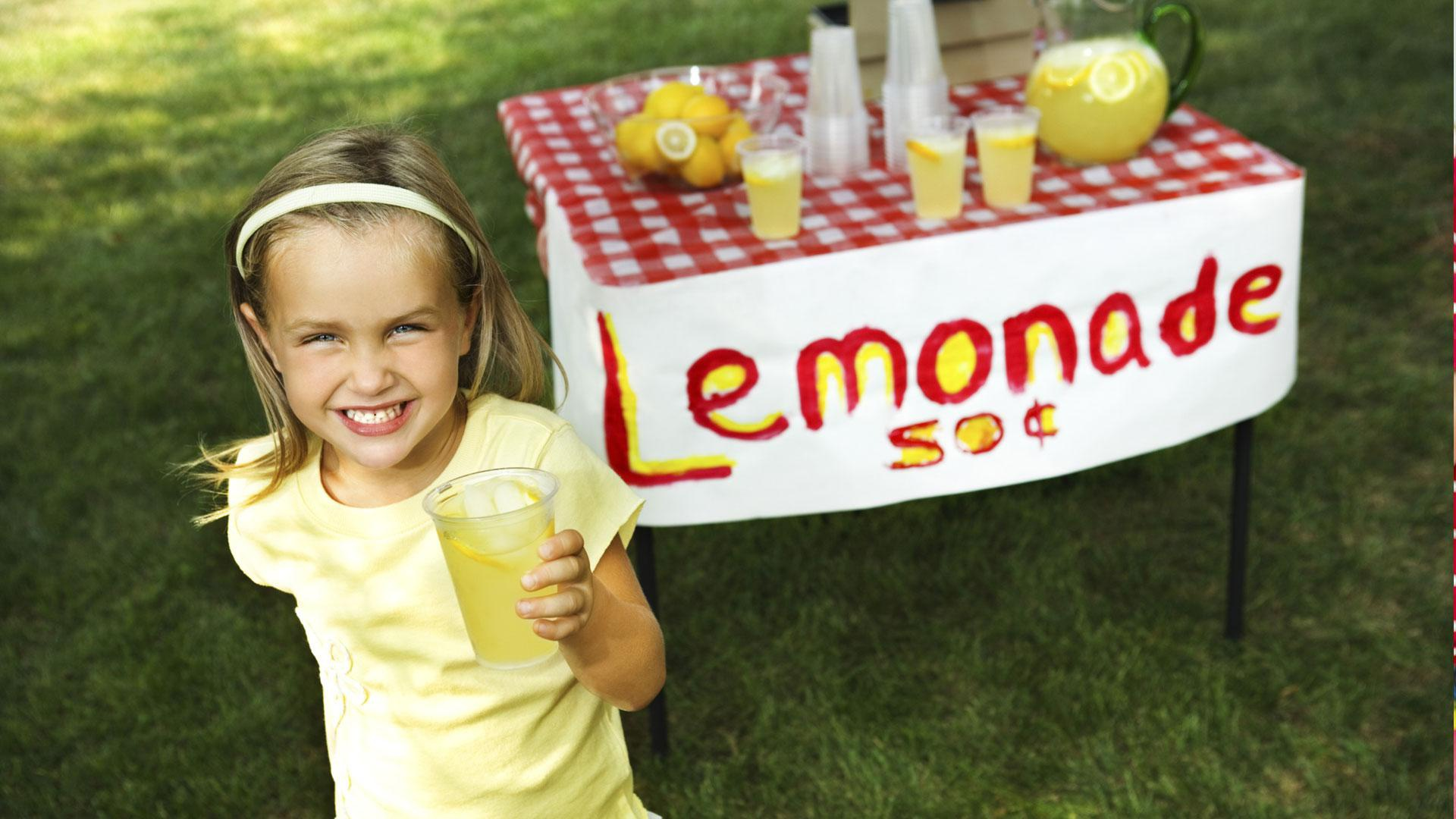 5 Signs your child has an entrepreneurial spirit
