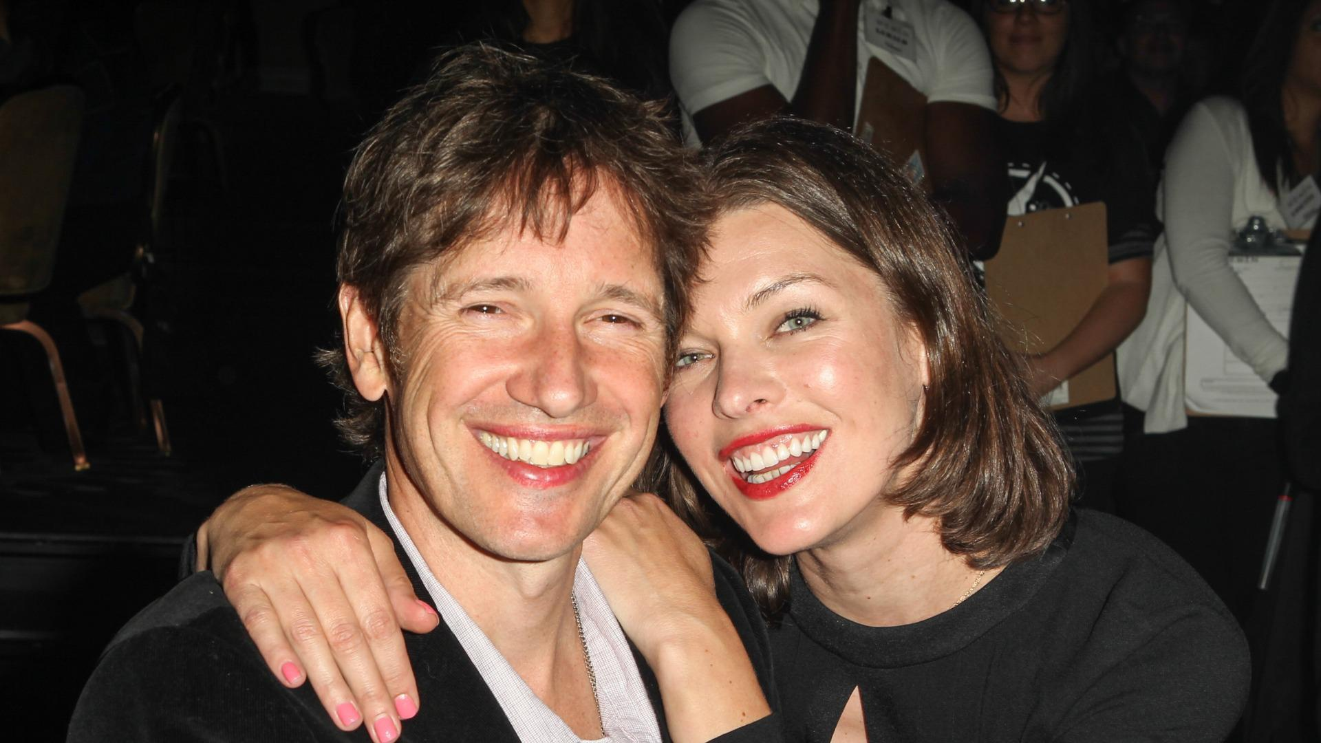 Milla Jovovich and Paul W.S. Anderson expecting second child