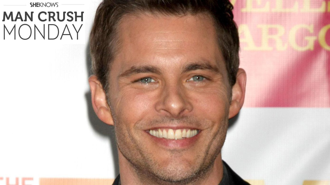 Man Crush Mondays: 12 Things to love about James Marsden
