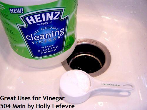 Say Goodbye To Chemicals These Ten Cleaning Products Are