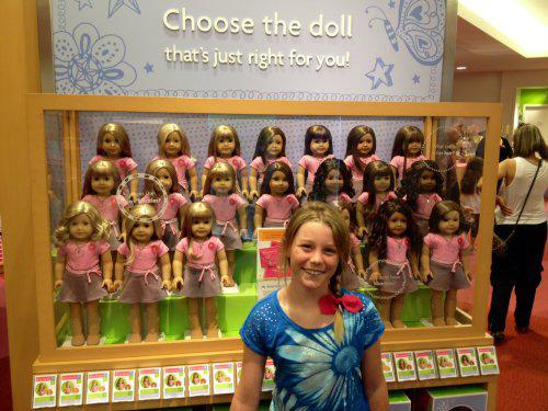 How American Girl is about more than dolls