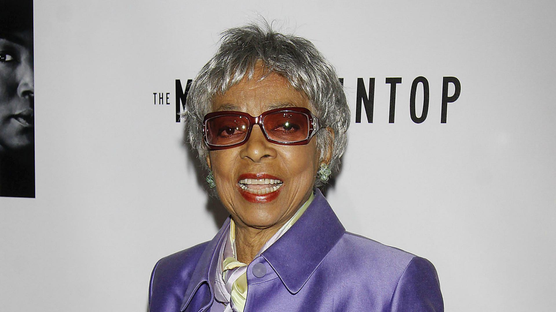 Actress and activist Ruby Dee passes away at 91