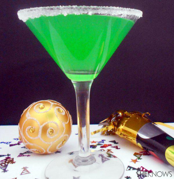 tomatillo martini