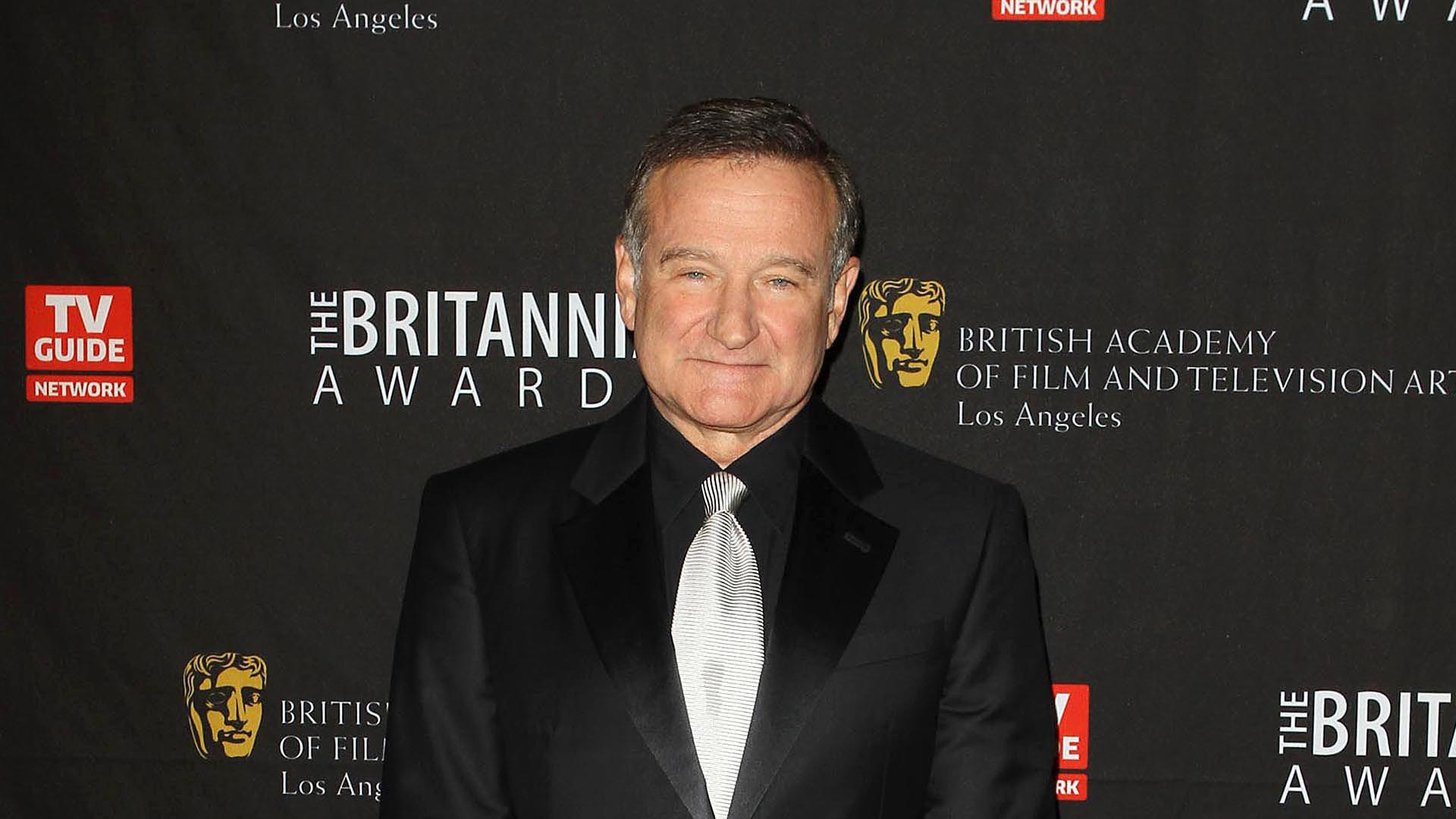 Robin Williams to play president of the U.S.