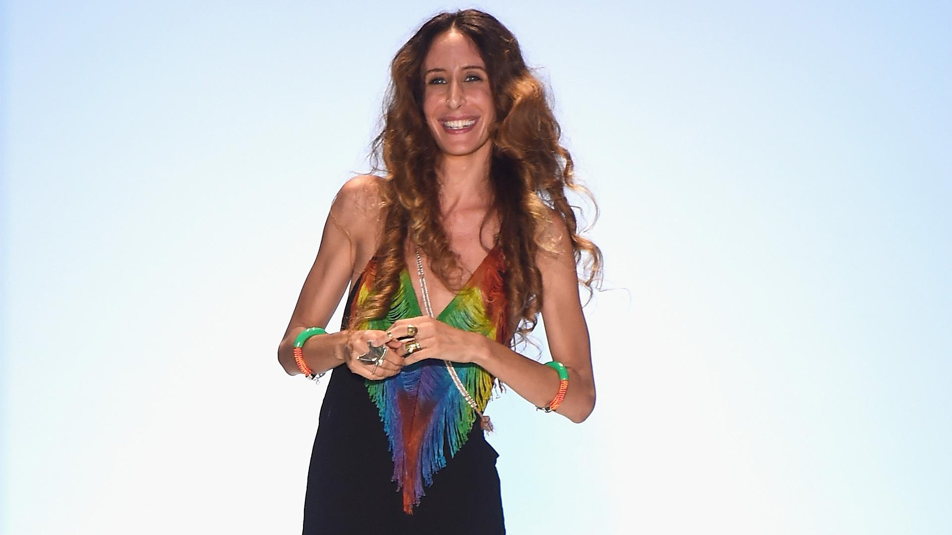 Mara Hoffman is taking a lighter approach to fashion this season