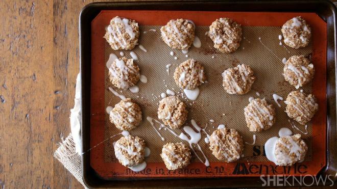 no bake maple stove top cookies