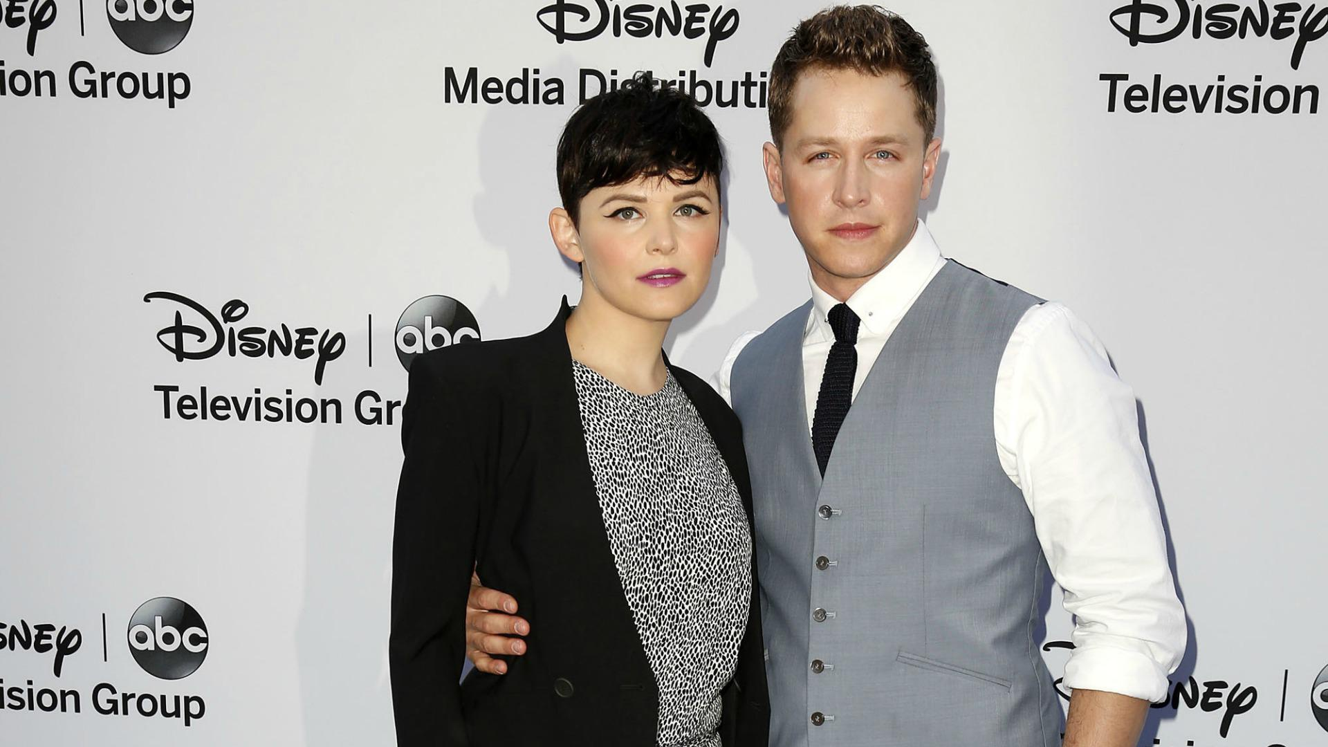 Ginnifer Goodwin & Josh Dallas have named their baby boy