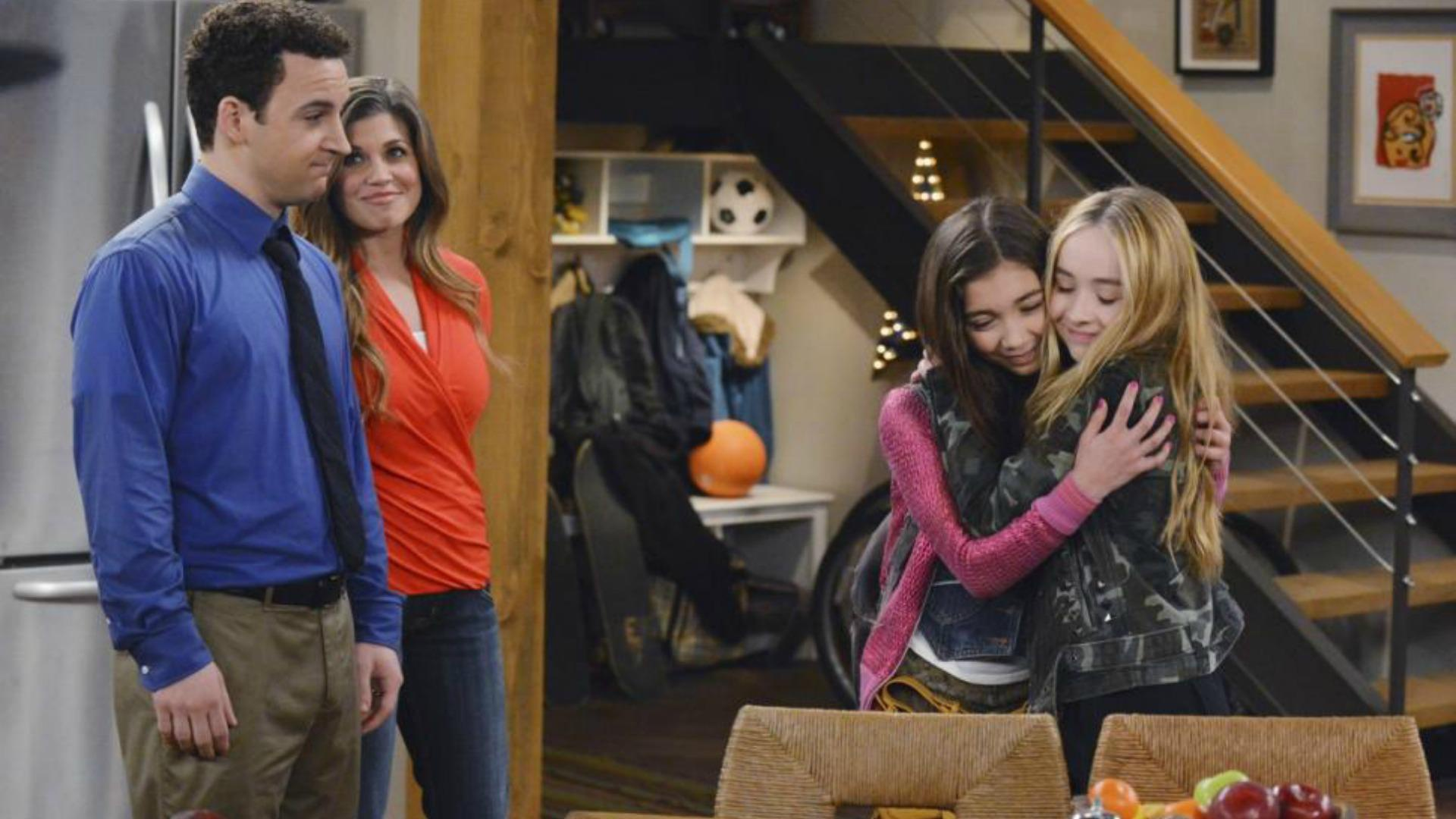 VIDEO: Ben Savage, Danielle Fishel try to solve <em>Boy Meets World</em> mysteries