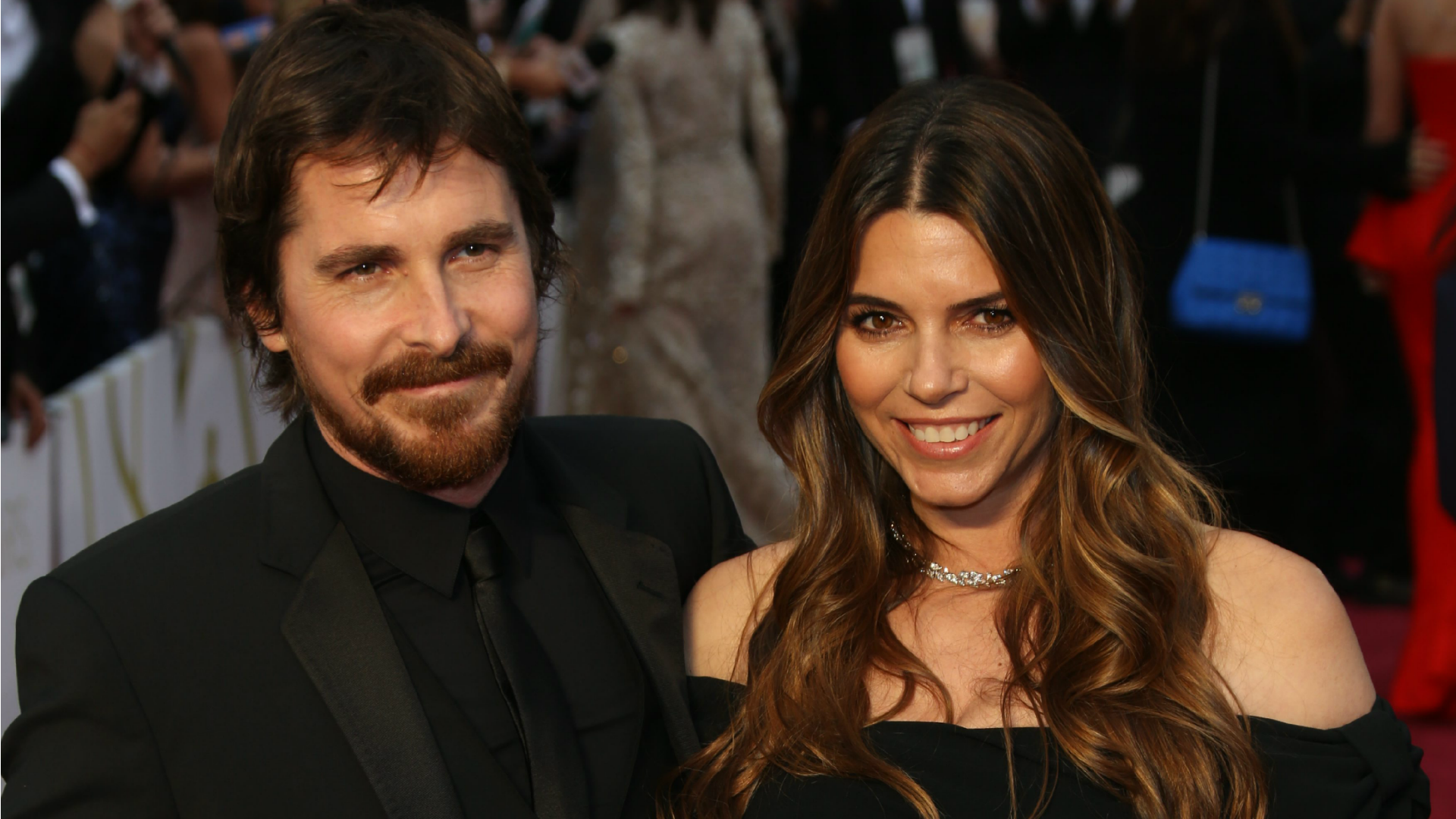 Christian Bale and wife Sibi are parents again
