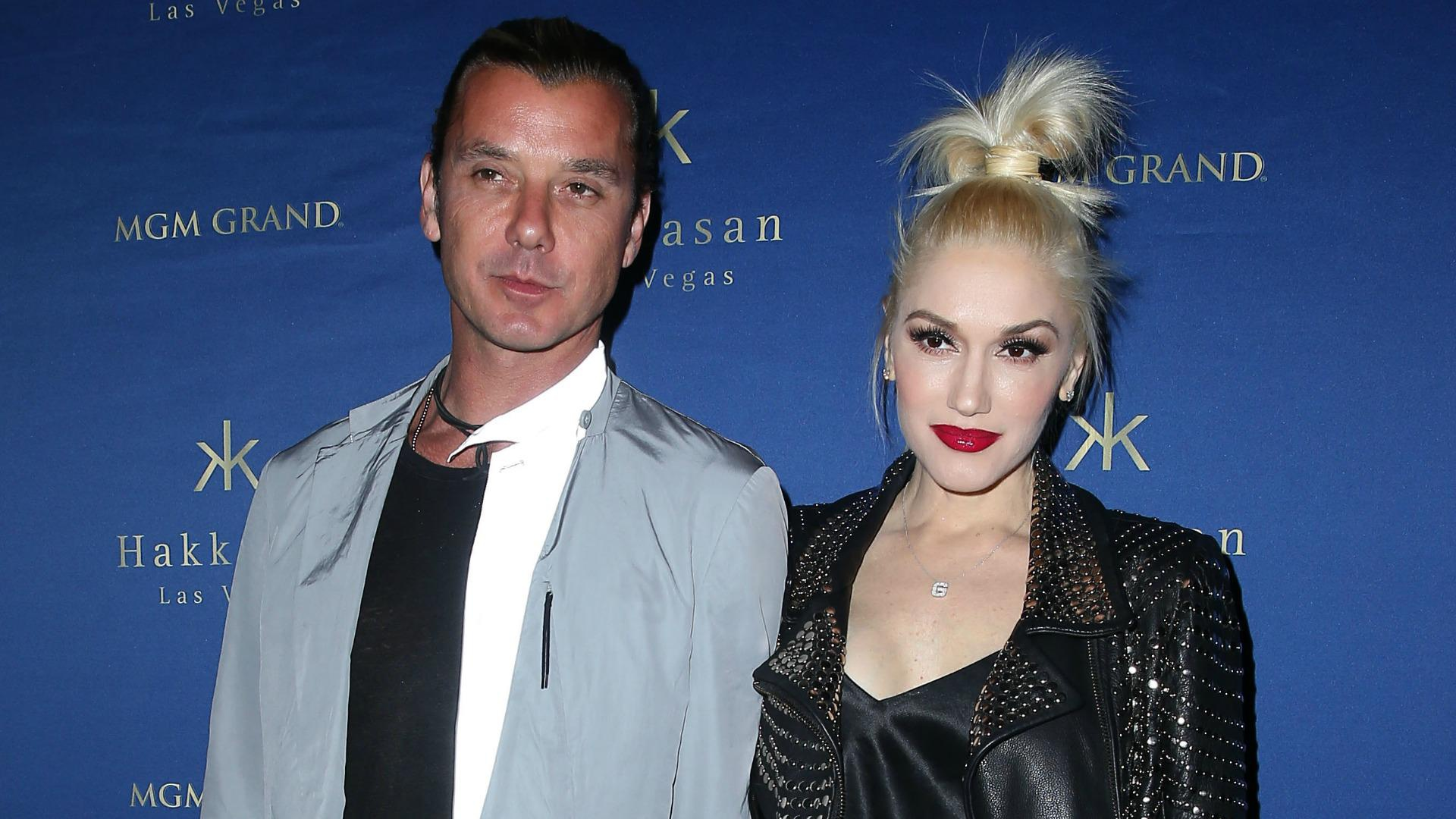 Gwen Stefani welcomes hubby Gavin Rossdale to <em>The Voice</em>