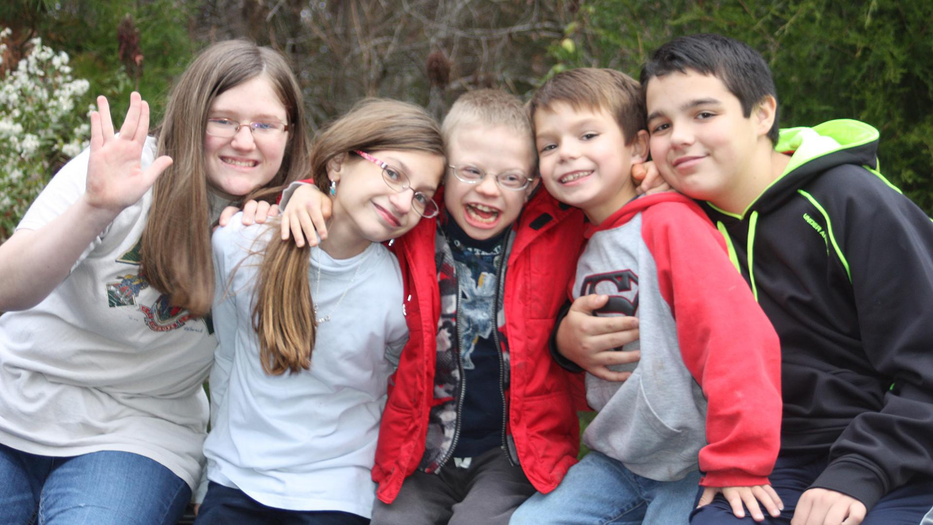 Down syndrome: Why I don't want my child to hug everyone