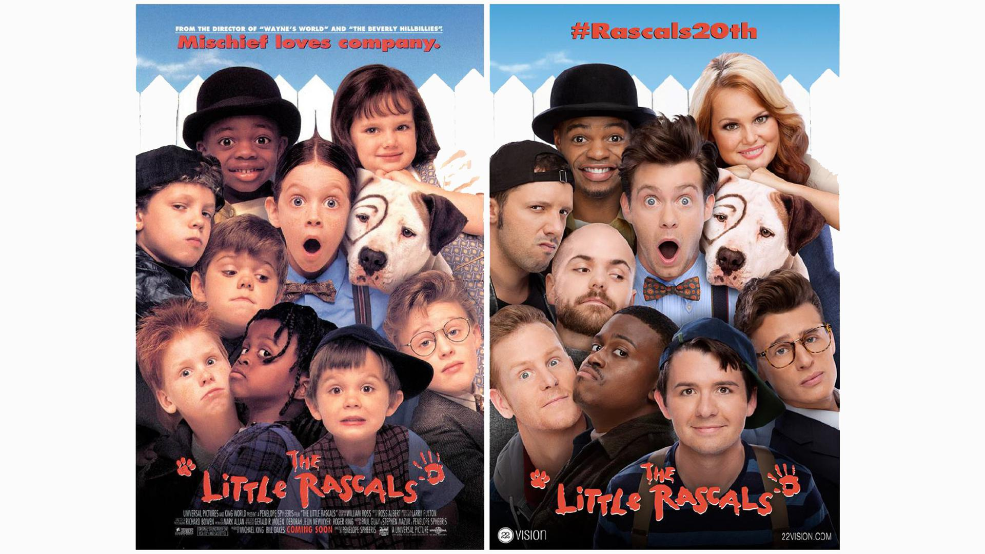 PHOTOS: <em>The Little Rascals</em> cast reunites 20 years later and is still absolutely adorable!