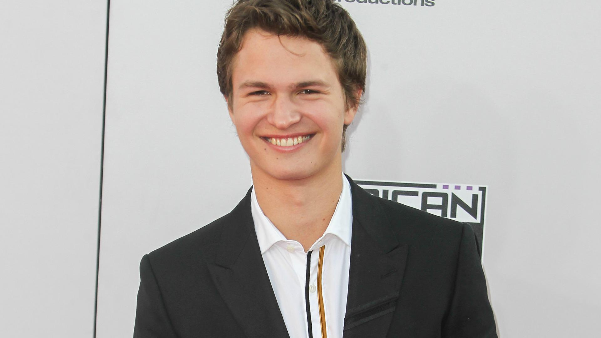 Ansel elgort isn t gay but he does have some bedroom secrets