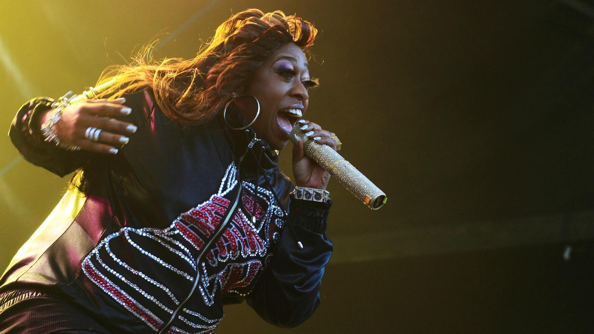 Calm down, people: Missy Elliot has been focusing on her health for a while