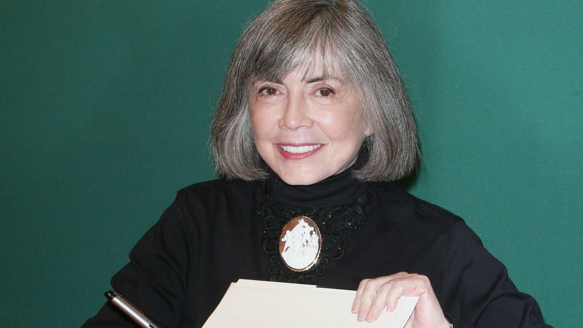 Is Anne Rice's Vampire Chronicles coming to the big screen?