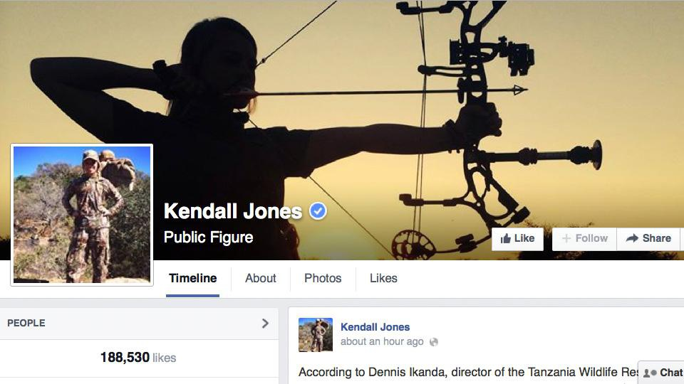 Kendall Jones: A perfect example of internet activism gone wrong