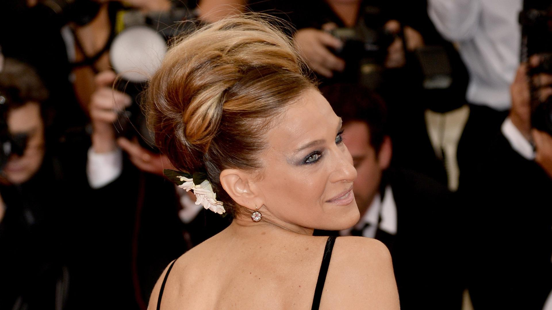 Sarah Jessica Parker's Met Gala hairstyle is on a whole other level