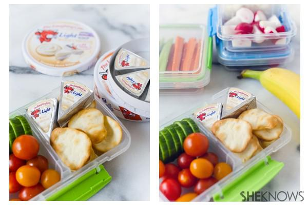 Wholesome lunch box snacks for the whole family