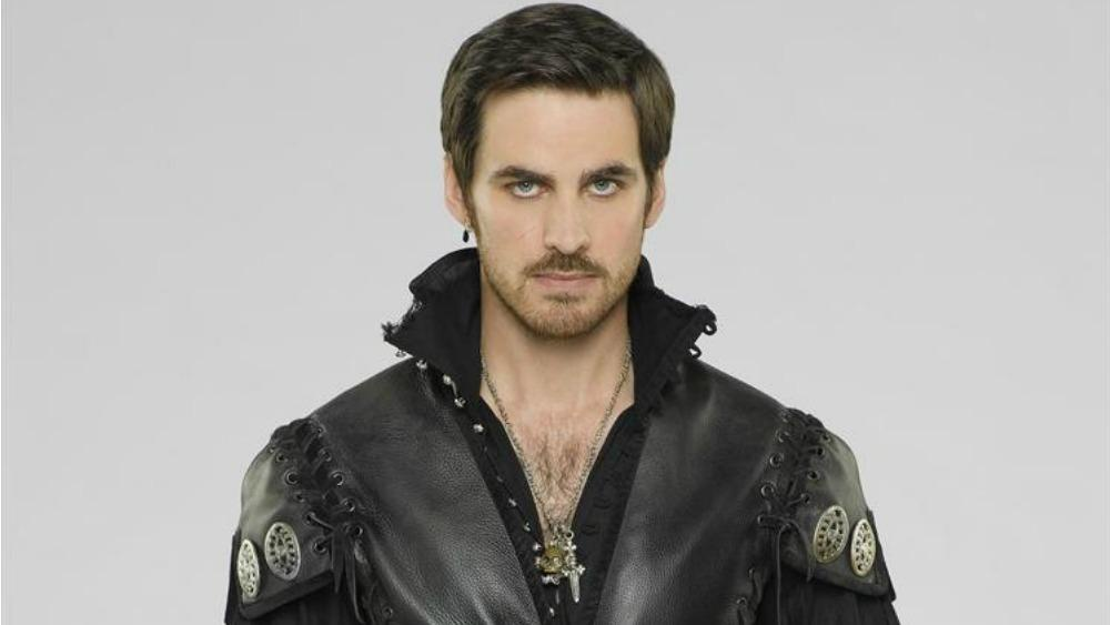 "hook from once upon a time interview Captain hook (colin o'donoghue) has had a tumultuous journey on ""once upon a time,"" evolving from villainous pirate to somewhat reformed pirate with aspirations of heroism his hard-earned goodness will be put to the test in the march 22 episode, ""poor unfortunate soul,"" which explores hook's."
