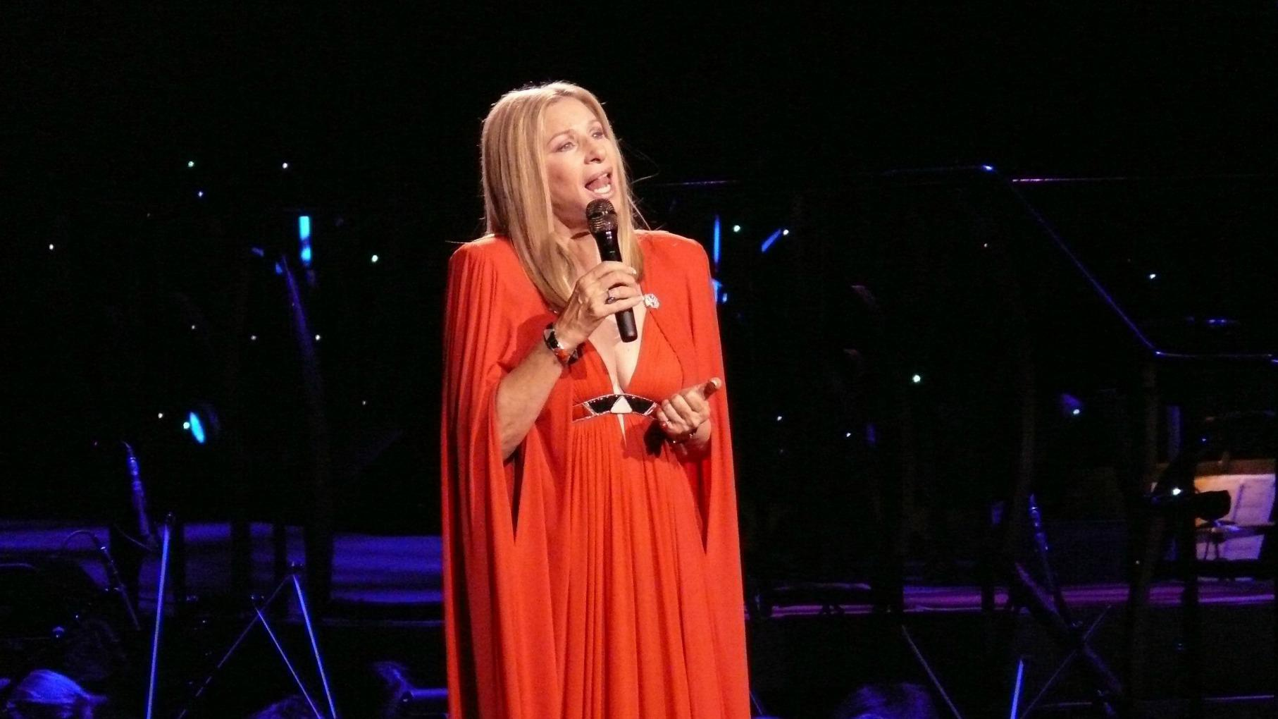 Welcome to the world of Instagram, Barbra Streisand