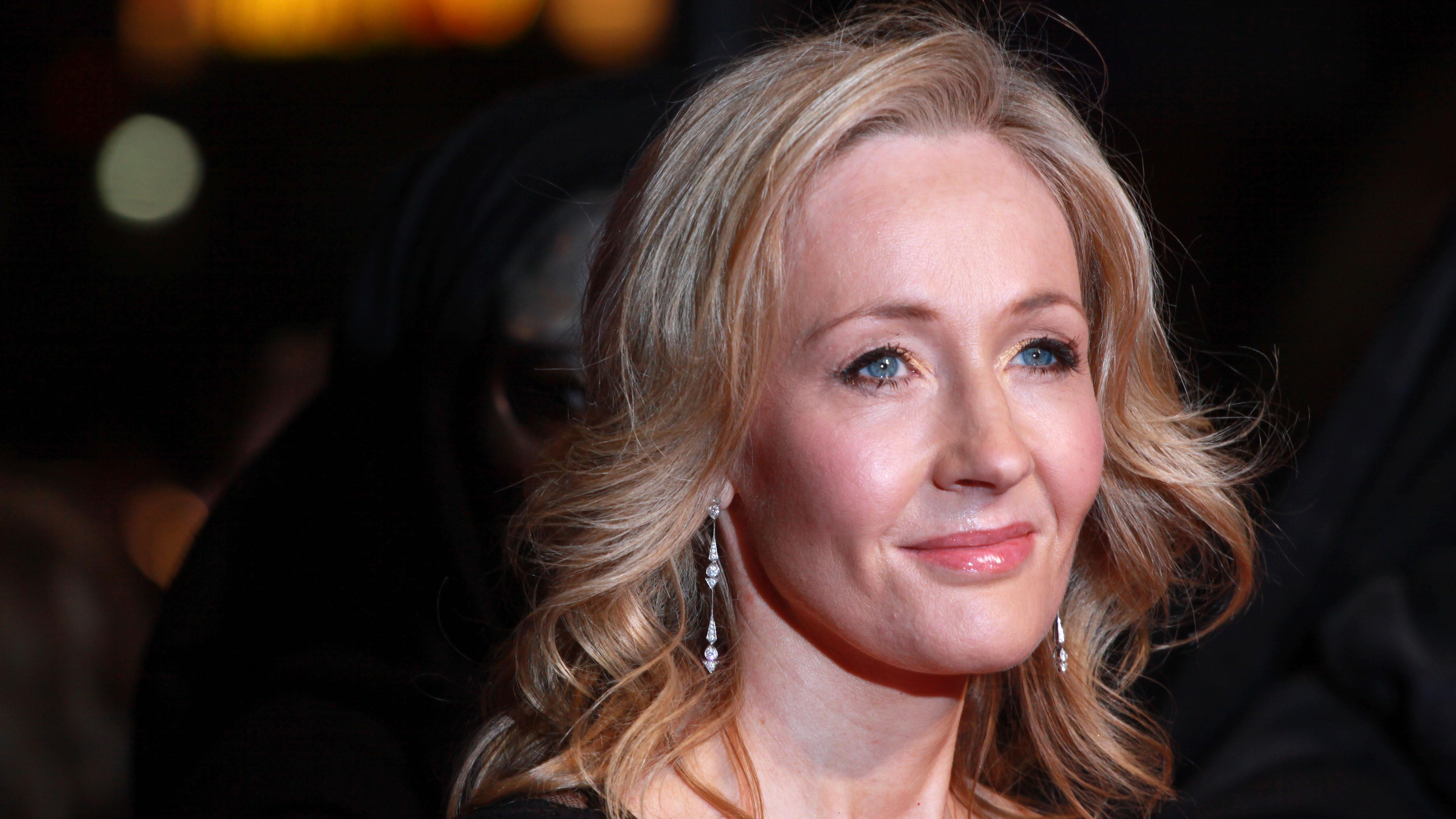 Who should play J.K. Rowling's singing sorceress?
