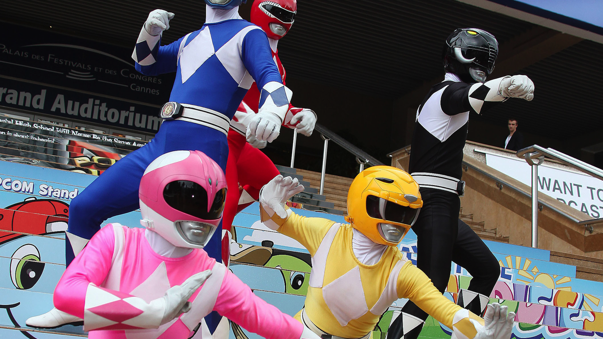 <em>Mighty Morphin Power Rangers</em> movie has a release date, but no director