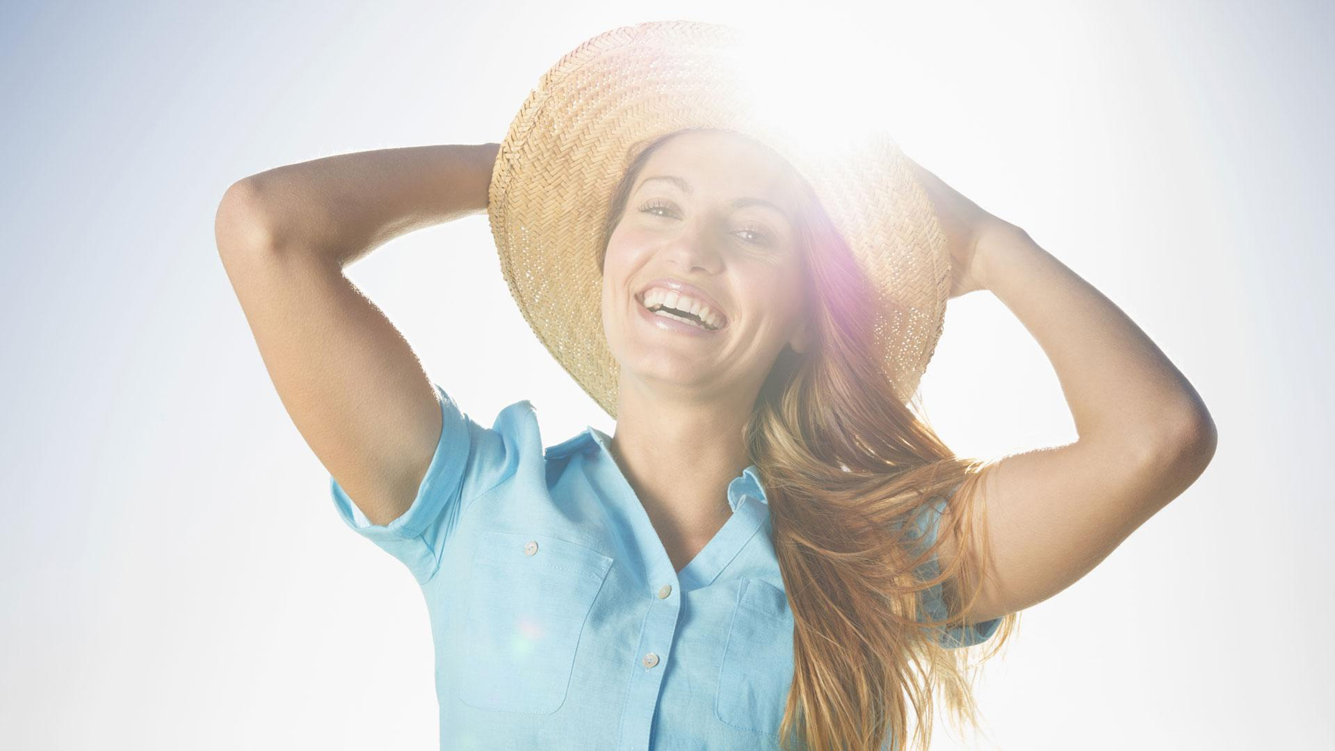 Sunshiny reasons to be glad it's summer, according to science