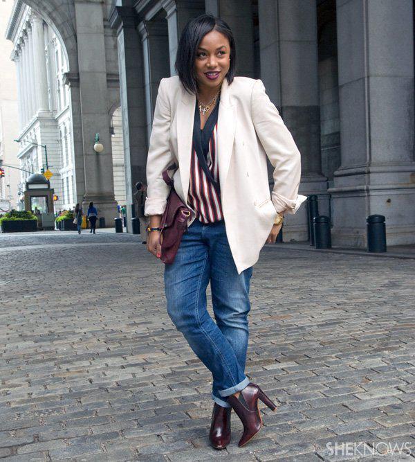 5 Ways to wear boyfriend jeans