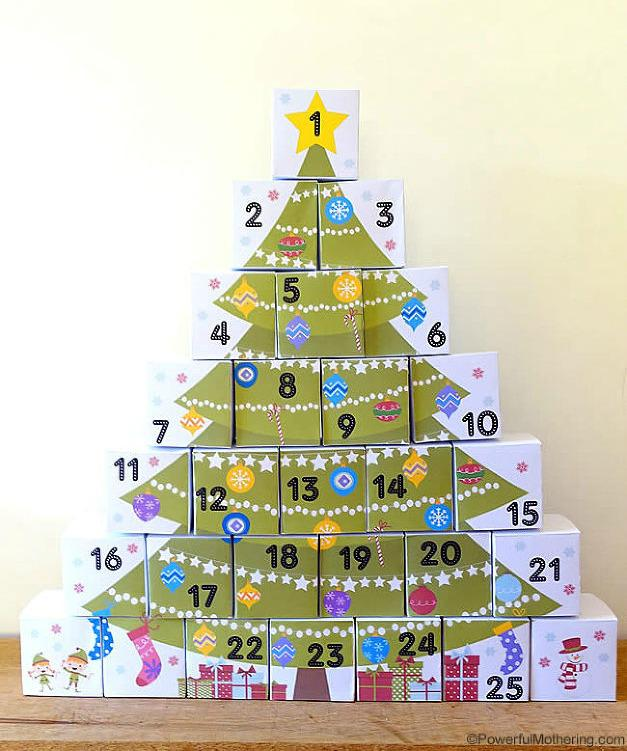 8 Fun ways to count down the days until Christmas